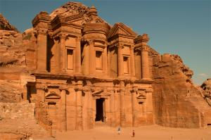 Weekend Away: Petra & Dead Sea Tour